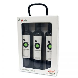 Lote 3 x 50 cl. - Pack Mediterráneo aceite / Mediterranean Olive Oil Pack
